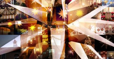 #MoravianStar2015 mosaic