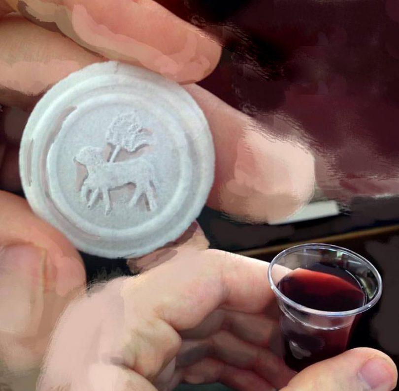 Picture of communion