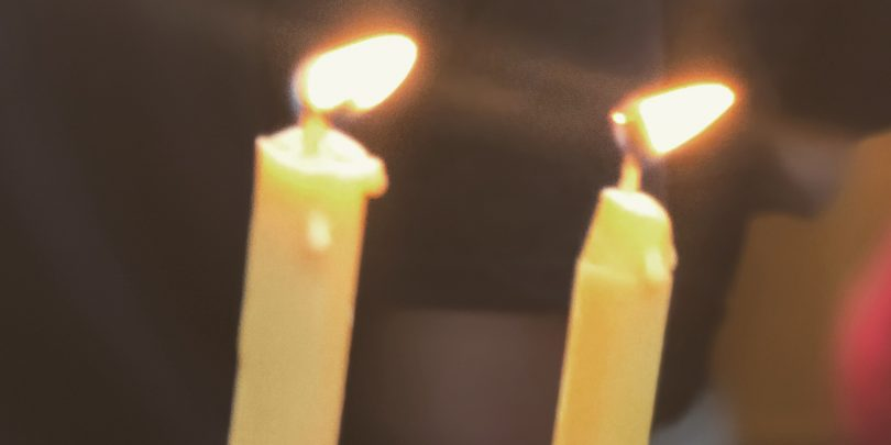 Moravian candles