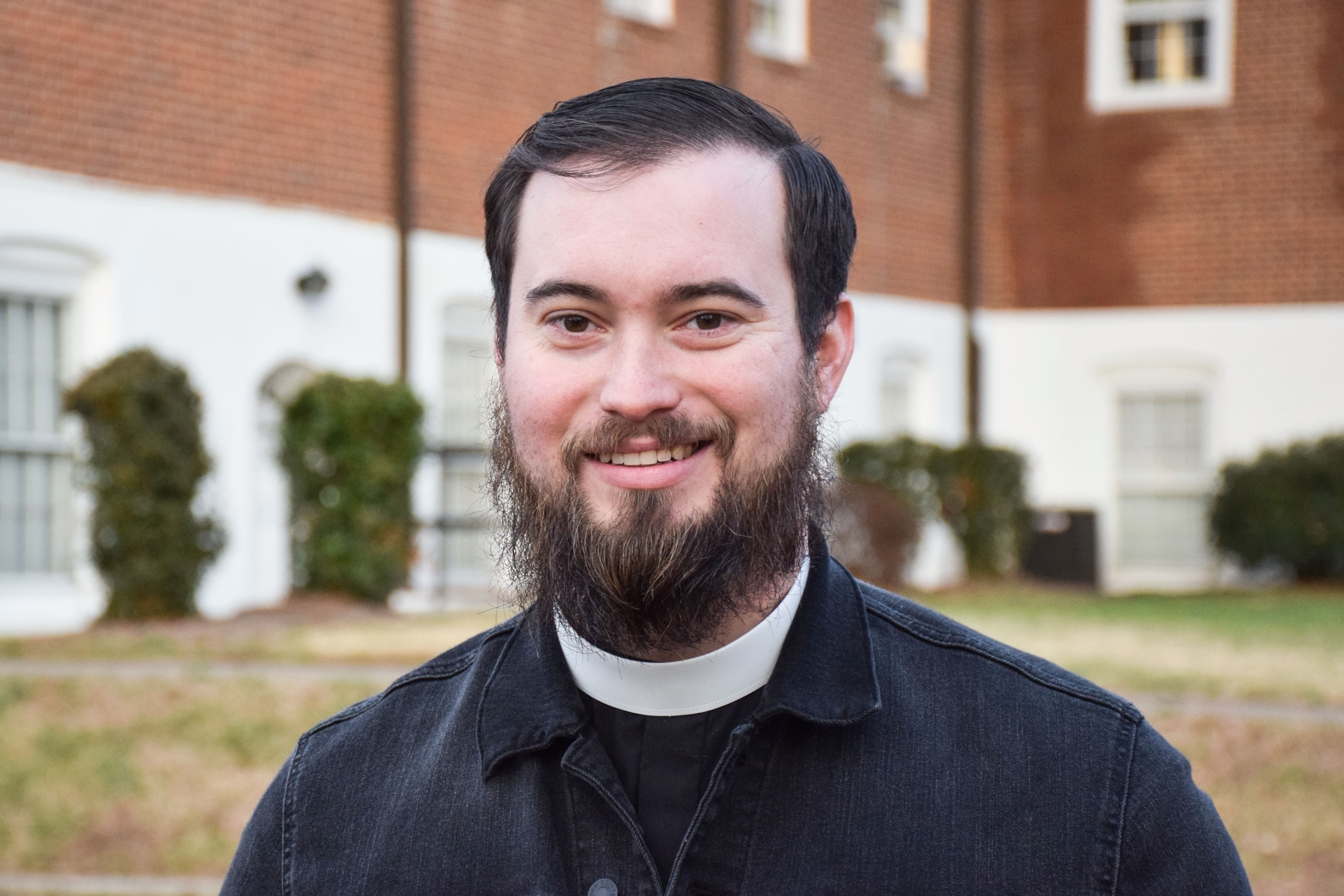 Image of the Rev. Chaz Snider