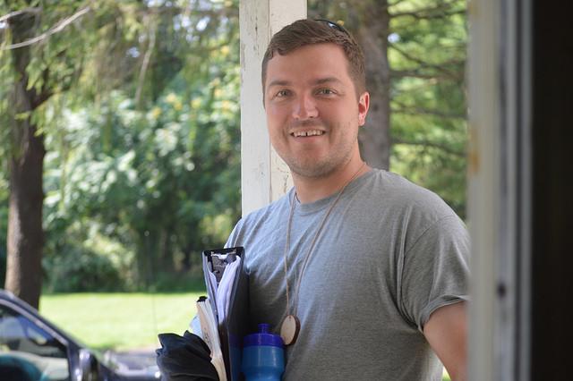The Rev. Dan Miller