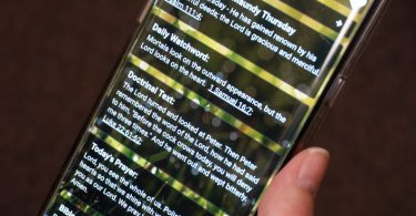 The Daily Texts | Moravian Church Of North America