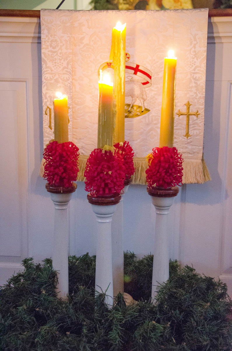 The Message Of The Advent Wreath Moravian Church In America