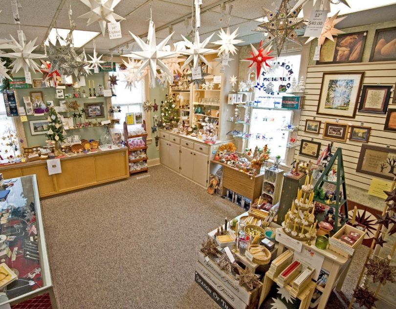 A Gift Shop With A Mission Moravian Church In America
