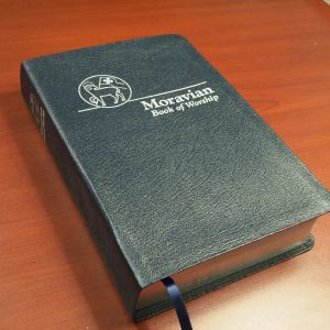 Leather Book of Worship